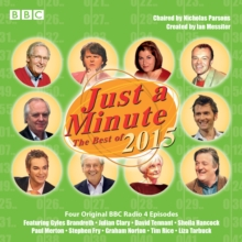 Just a Minute: Best of 2015 : BBC Radio Comedy, CD-Audio Book