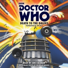 Doctor Who: Death to the Daleks : A 3rd Doctor Novelisation, CD-Audio Book