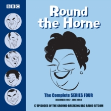 Round the Horne: Complete Series 4 : 17 episodes of the groundbreaking BBC radio comedy, CD-Audio Book