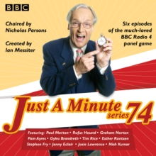 Just a Minute: Series 74 : All six episodes of the 74th radio series, eAudiobook MP3 eaudioBook
