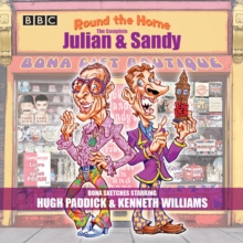 Round the Horne: The Complete Julian & Sandy : Classic BBC Radio comedy, CD-Audio Book
