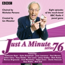 Just a Minute: Series 76 : The BBC Radio 4 comedy panel game, eAudiobook MP3 eaudioBook