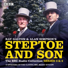 Steptoe & Son: Series 3 & 4 : 16 episodes of the classic BBC radio sitcom, CD-Audio Book