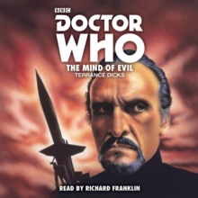 Doctor Who: The Mind of Evil : 3rd Doctor Novelisation, CD-Audio Book