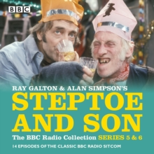 Steptoe & Son: Series 5 & 6 : 15 Episodes of the Classic BBC Radio Sitcom, CD-Audio Book