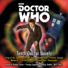 Doctor Who: Tenth Doctor Novels : Eight adventures for the 10th Doctor, eAudiobook MP3 eaudioBook