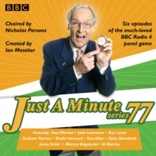 Just a Minute: Series 77 : BBC Radio 4 comedy panel game, eAudiobook MP3 eaudioBook