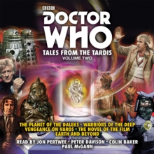 Doctor Who: Tales from the TARDIS: Volume 2 : Multi-Doctor Stories, CD-Audio Book