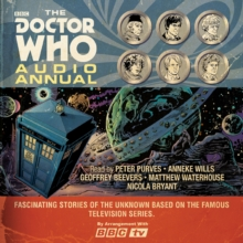 The Doctor Who Audio Annual : Multi-Doctor stories, CD-Audio Book