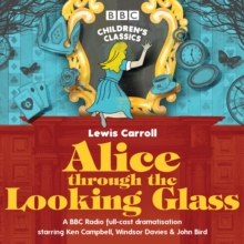 Alice Through the Looking Glass, CD-Audio Book