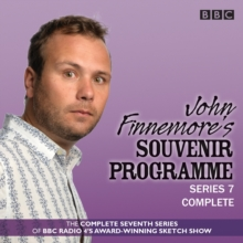 John Finnemore's Souvenir Programme: Series 7 : The BBC Radio 4 comedy sketch show, CD-Audio Book