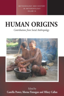 Human Origins : Contributions from Social Anthropology, Paperback / softback Book