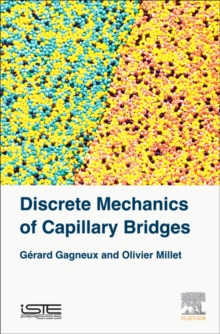 Discrete Mechanics of Capillary Bridges, Hardback Book