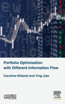 Portfolio Optimization with Different Information Flow, Hardback Book