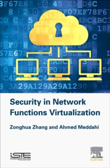 Security in Network Functions Virtualization, Hardback Book