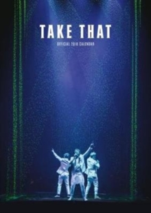 Take That Official 2018 Calendar - A3 Poster Format, Calendar Book