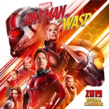 Antman and The Wasp Official 2019 Calendar - Square Wall Calendar Format, Calendar Book