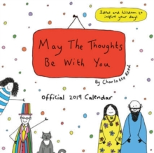 May The Thoughts Be With You Official 2019 Calendar - Square Wall Calendar Format, Calendar Book