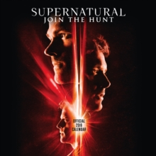 Supernatural Official 2019 Calendar - Square Wall Calendar Format, Calendar Book