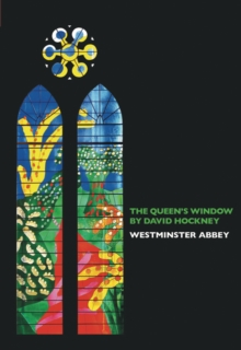 Queen's Window at Westminster Abbey by David Hockney, Paperback / softback Book