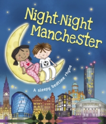 Night- Night Manchester, Board book Book
