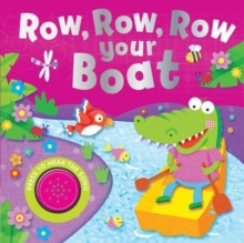 Row, Row, Row Your Boat, Board book Book