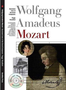Mozart: New Illustrated Lives of Great Composers, Mixed media product Book