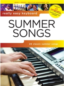 Really Easy Keyboard : Summer Songs, Paperback Book