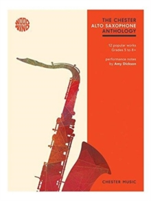 The Chester Alto Saxophone Anthology, Paperback / softback Book