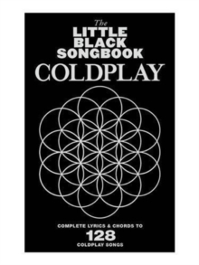 Little Black Book of Coldplay (Updated version), Paperback / softback Book