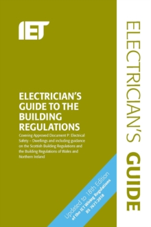 Electrician's Guide to the Building Regulations, Spiral bound Book