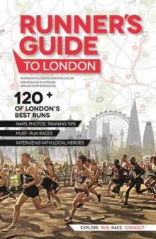 Runner's Guide to London, Paperback Book