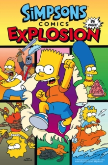 Simpsons Comics - Explosion, Paperback Book
