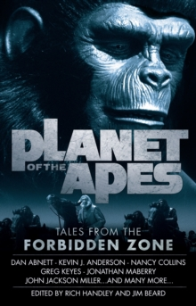 Planet of the Apes : Tales from the Forbidden Zone, Paperback / softback Book