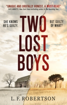 Two Lost Boys, Paperback Book