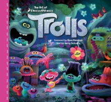 The Art of the Trolls, Hardback Book
