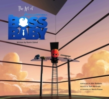 The Art of the Boss Baby, Hardback Book