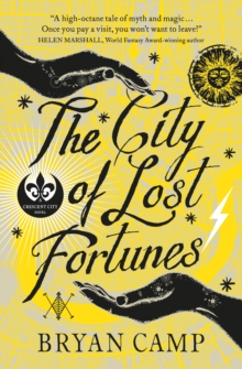 City of Lost Fortunes, Paperback / softback Book