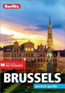Berlitz Pocket Guide Brussels (Travel Guide with Dictionary), Paperback / softback Book