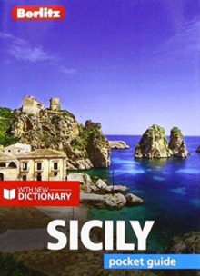 Berlitz Pocket Guide Sicily, Paperback Book
