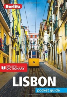 Berlitz Pocket Guide Lisbon (Travel Guide with Dictionary), Paperback / softback Book
