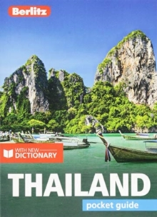 Berlitz Pocket Guide Thailand (Travel Guide with Dictionary), Paperback / softback Book