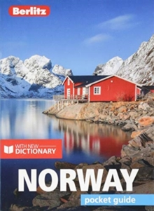 Berlitz Pocket Guide Norway (Travel Guide with Dictionary), Paperback / softback Book