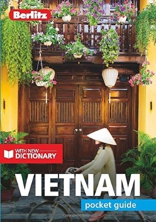 Berlitz Pocket Guide Vietnam (Travel Guide with Dictionary), Paperback / softback Book