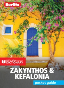 Berlitz Pocket Guide Zakynthos & Kefalonia (Travel Guide with Dictionary), Paperback / softback Book