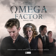 The Omega Factor : Series 2, CD-Audio Book