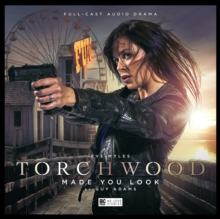 Torchwood - 2.6 Made You Look, CD-Audio Book