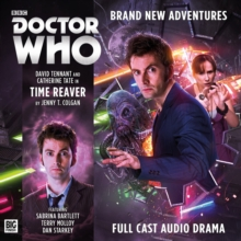 The Tenth Doctor - Time Reaver, CD-Audio Book