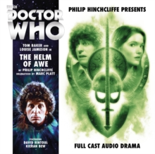 Philip Hinchcliffe Presents - The Helm of Awe, CD-Audio Book