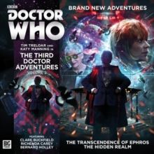 Doctor Who - The Third Doctor Adventures : No.2, CD-Audio Book
